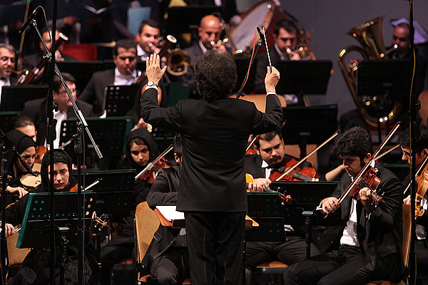 Image result for رهبر ارکستر
