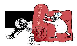 فراخوان مسابقه بینالمللی کارتون هولوکاست اعلام شد