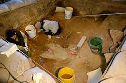 کشف بقایای ارزشمند پارینه سنگی در غار کلدر