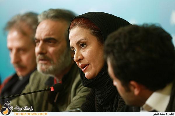 زارعی: نقش های زنانه در سینمای ایران به تکرار رسیده است