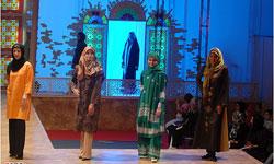 مسابقه طراحی پارچه در جشنواره مد و لباس فجر