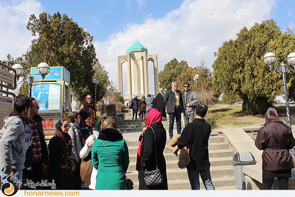مسیر گردشگری ادبی همدان تدوین می شود