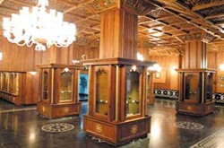 بازدید رایگان از نمایشگاه میراث مشترک ایران و عراق به روایت آثار کتابخانه و موزه ملی ملک