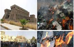 محکومیت اقدام داعش در موزههای عراق