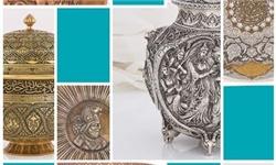 آثار فاخر هنرهای سنتی به نمایش گذاشته میشود