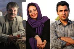 رضویان، ریاحی و شادمانی داوران جشنواره فیلم کوتاه «کل گراش» شدند