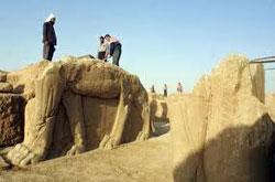 درخواست سازمان میراث فرهنگی از یونسکو در مورد تخریب هترا