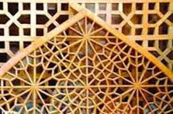 نمایش آثار تکه چینی و خراطی یاسر یامی در سازمان میراث فرهنگی