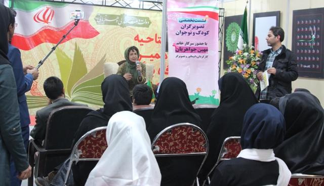 پیشکسوت انیمیشن: بچهها باید به هویت ایرانی خود ببالند